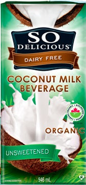 So Delicious - Coconut Milk - Unsweetened