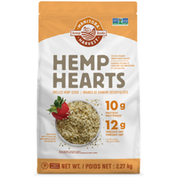 Manitoba Harvest - Hemp Hearts (Raw Shelled Hemp Seeds)