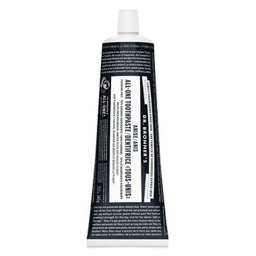 Dr. Bronner's Magic Soap - Anise ALL-ONE Toothpaste