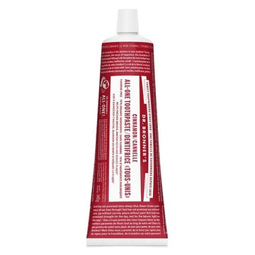 Dr. Bronner's Magic Soap - Cinnamon All-One Toothpaste