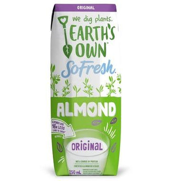 Earth's Own (So Fresh) - So Fresh, Almond, Fortified, Original, Small