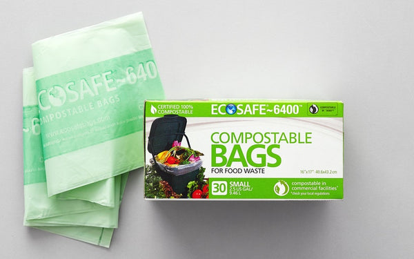 EcoSafe - Compostable Kitchen Bags - Mini