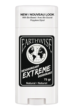 Earthwise/Eco-Wise  Naturals - Extreme Deodorant Stick
