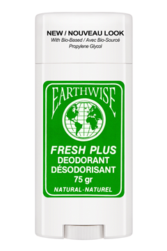 Earthwise/Eco-Wise  Naturals - Fresh Plus Deodorant Stick