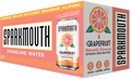 SparkMouth - Sparkling Water, Grapefruit