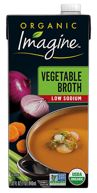 Imagine Foods - Vegetable Broth, Low Sodium
