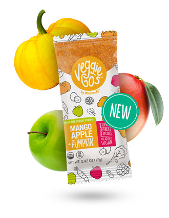 Veggie-Go's - Fruit Leather - Mango, Apple & Pumpkin