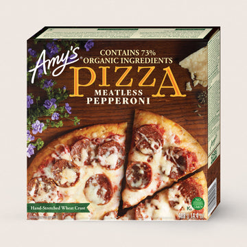 Amy's - Pizza - Meatless Pepperoni