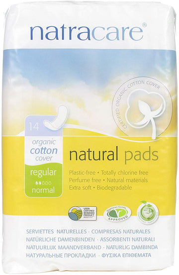 Natracare - Pads, Regular