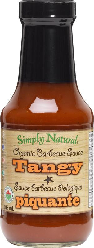 Simply Natural - BBQ Sauce - Tangy