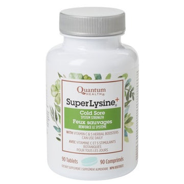 Quantum - Super Lysine Plus+ Tablets
