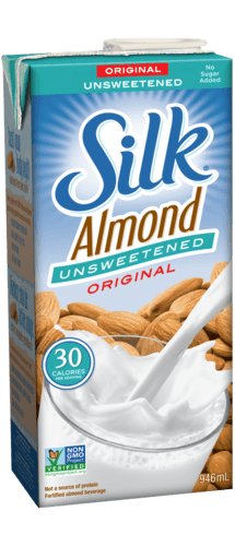 Silk - Almond Milk Unsweetened