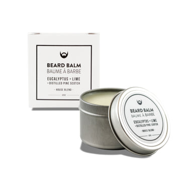Always Bearded Lifestyle  - Beard Balm; Eucalyptus, Lime, Pine