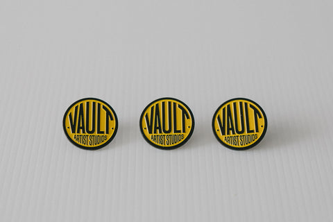 Vault Enamel Badges