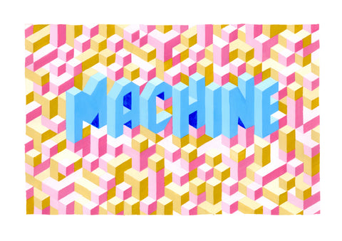 Machine by Rob Hilken