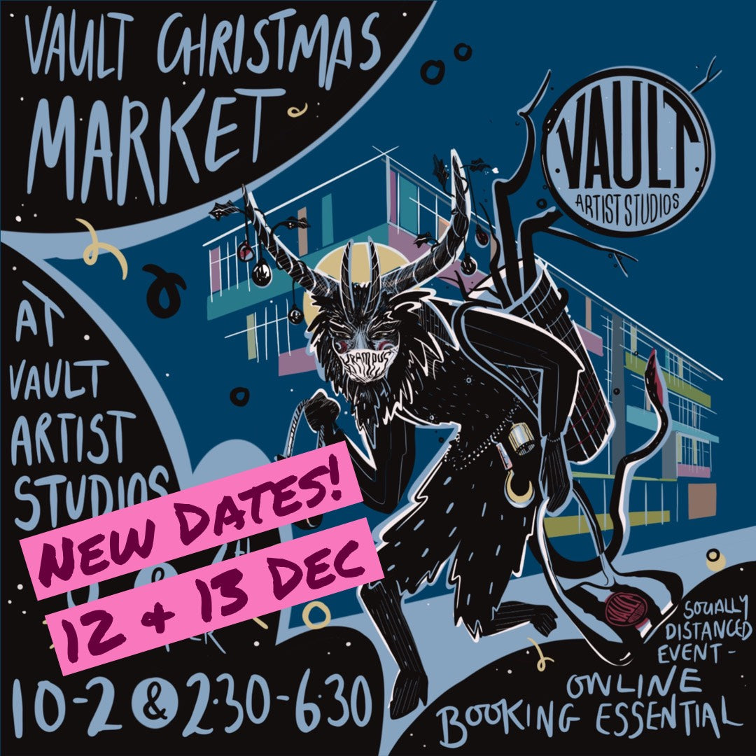 Vault Christmas Market - NEW DATES!