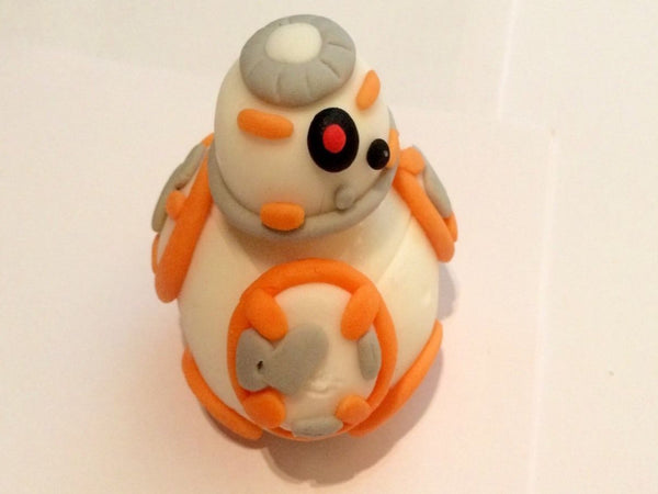 Edible BB8 Cake Topper