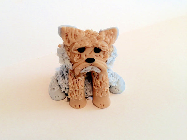 Yorkshire terrier dog Cake Topper decoration