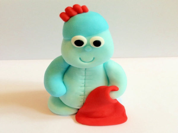 Iggle Piggle cake toppers