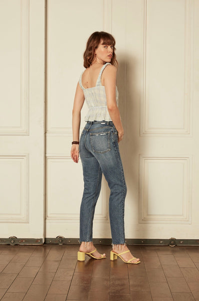 The Billy High Rise Skinny