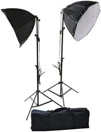 How to Set Up Easy Softbox