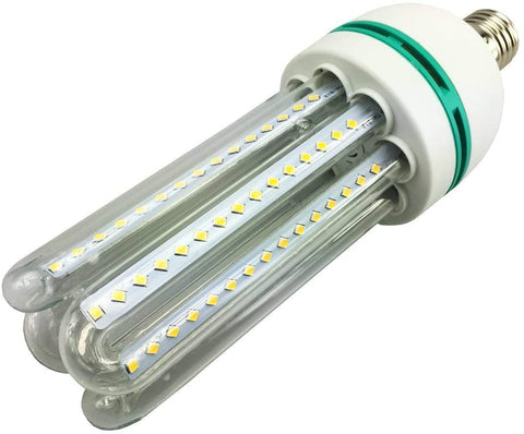 120LED 23Watt Lumen 2150 Hydroponic Full Spectrum Grow Light Bulb 3200K 120LED3200K