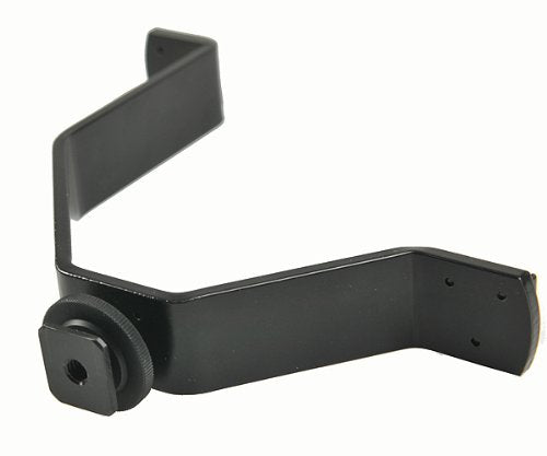 V Mount bracket with 3 Standard shoe Mount for LED lights, Mics, Monitor