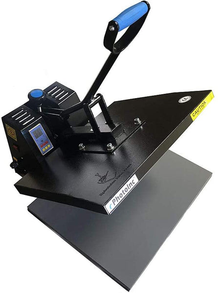 "16"" x 20"" Digital Clamshell Heat Press Transfer T-Shirt Sublimation Press Machine  ZP1620"