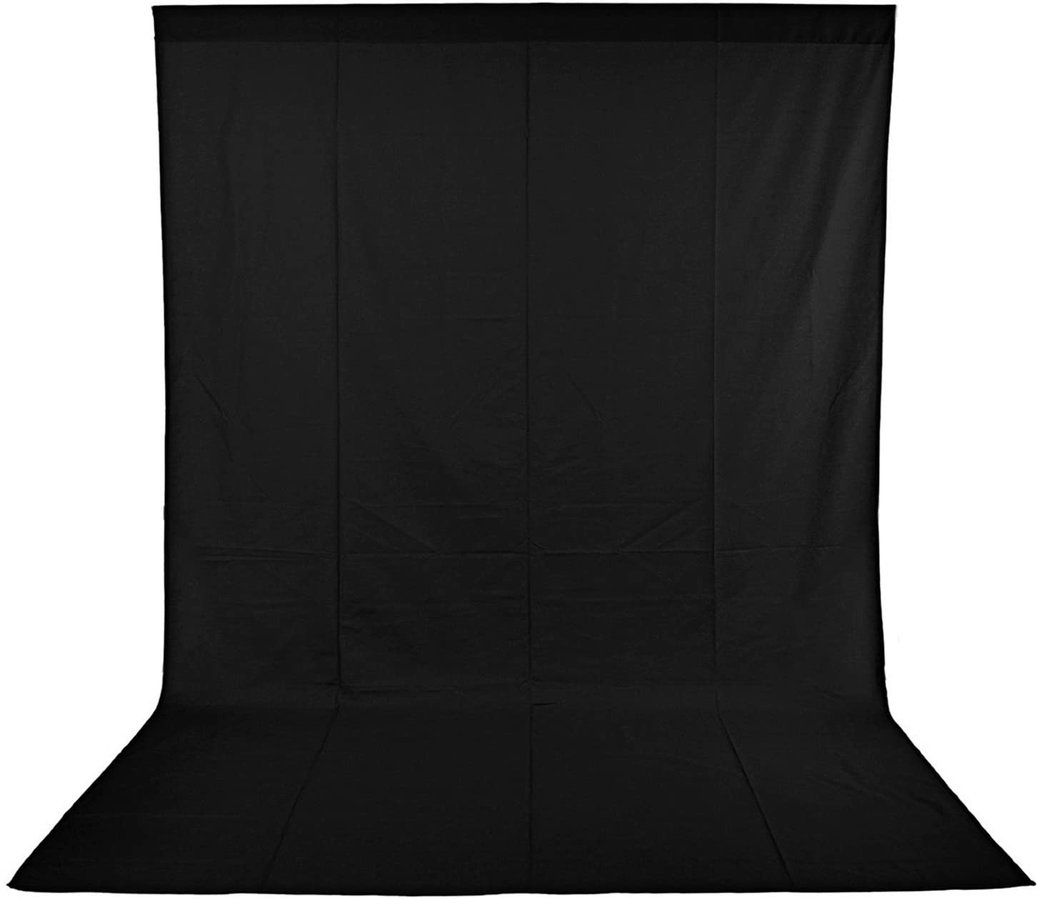 Black Photography Muslin Background