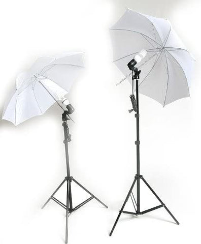 2 Photography/Videography Studio 45 Watt 5500K Daylight Fluorescent Light Bulbs