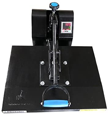 "ePhotoInc New 16"" x 24"" Digital Clamshell Heat Press T-Shirt Sublimation Transfer Heat Press Machine EP1624"