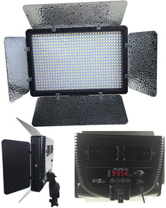 680 LED Photo Studio Video Light Panel 680 LED Ultra High Power Dimmable Video Light with Wireless Remote FST680S