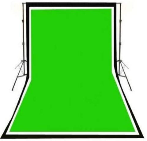 3pcs 10ft x 12ft Background Backdrops Chroma Key Studio With T Stands And Bag