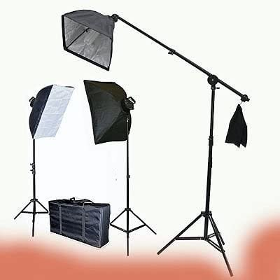 Video Photography Studio light Lighting 2275 Watt Kit Digital Photography Studio Video Light Chromakey