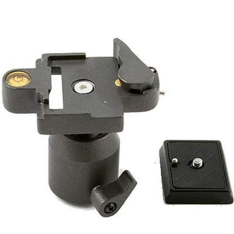 Pro Camera Tripod Action Ball Head Quick Release 002H