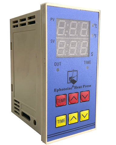 Replacement Temperature Timer Controller for ePhotoInc heat press