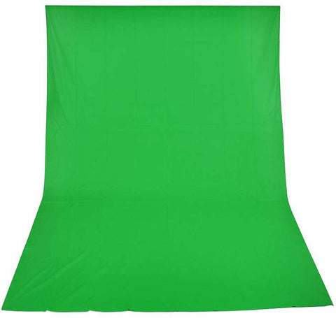 Green Screen Chromakey Muslin Background