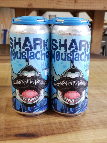 Shark Moustache // Session Hazy IPA // 24Pack- 16oz Cans