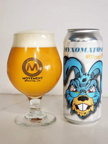 Myxomatosis//WEST COAST IPA // 24 Pack- 16oz cans