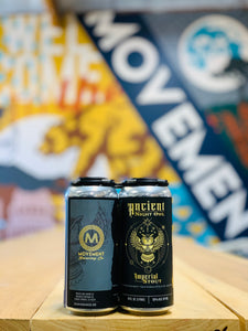 Ancient Night Owl // Imperial Stout // 24 Pack- 16oz cans