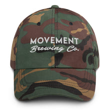 Load image into Gallery viewer, Movement Dad hat