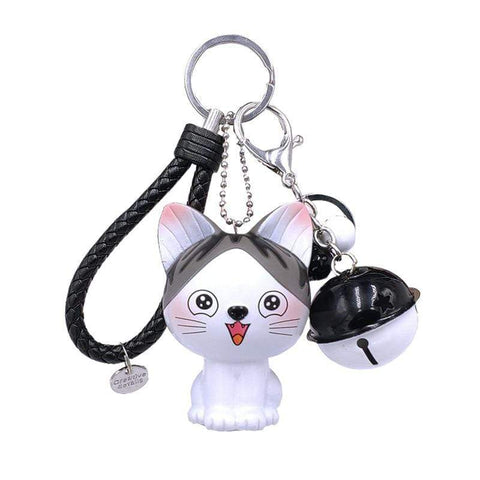 Porte Clé Chat Kawaii