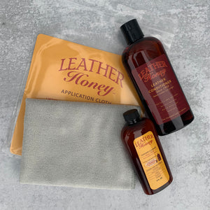 Leather Honey Cleaning & Conditioning Kit