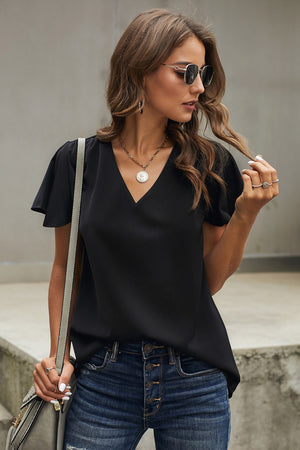 Layla Top - Black
