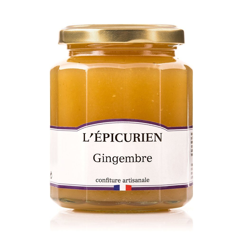 Gingembre confiture L'Épicurien