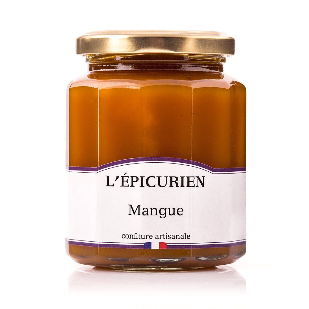 Mangue confiture L'Épicurien