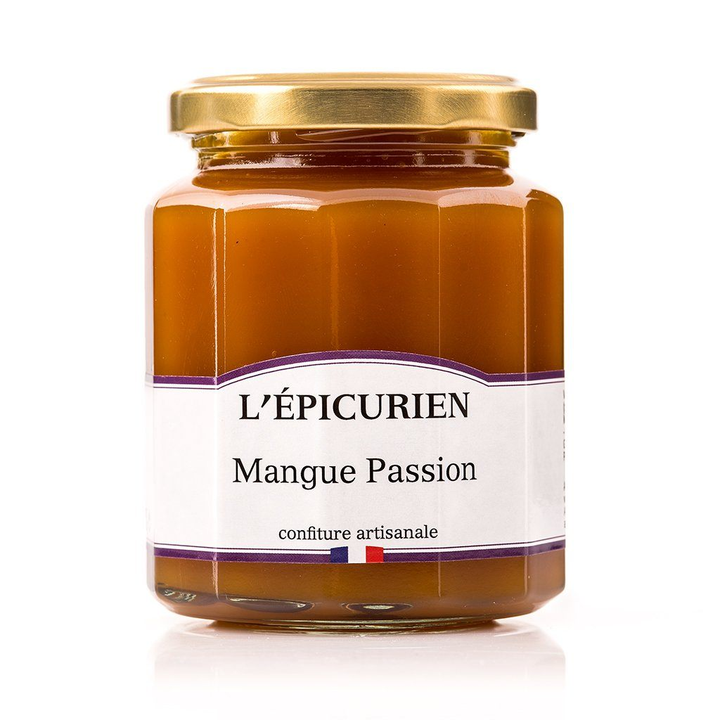 Mangue Passion confiture L'Épicurien