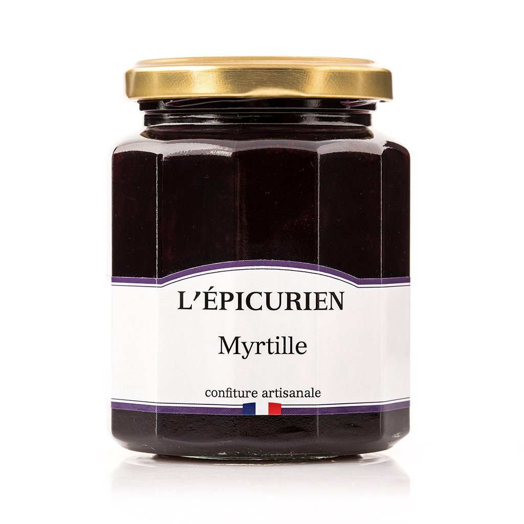 Myrtille confiture L'Épicurien