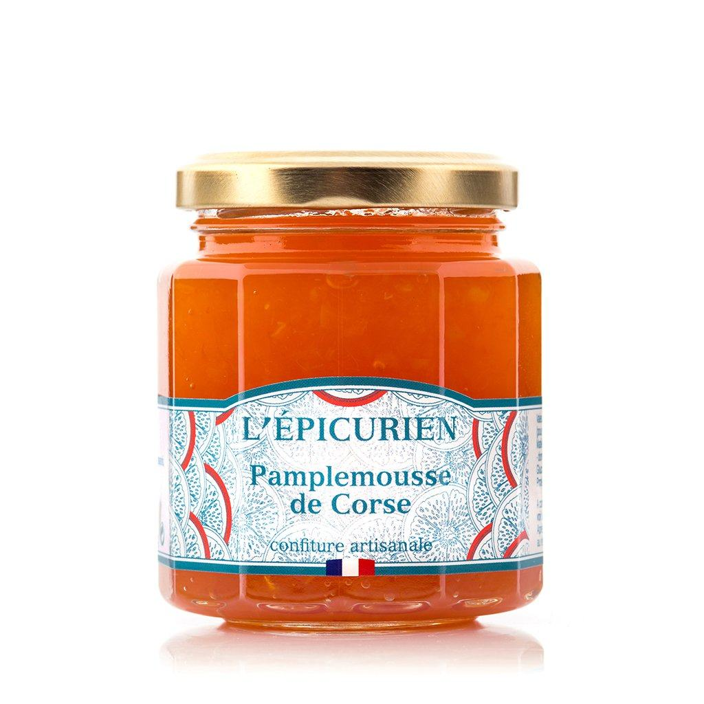 Pamplemousse de Corse confiture collection L'Épicurien