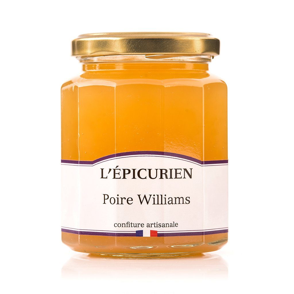 Poire Williams confiture L'Épicurien